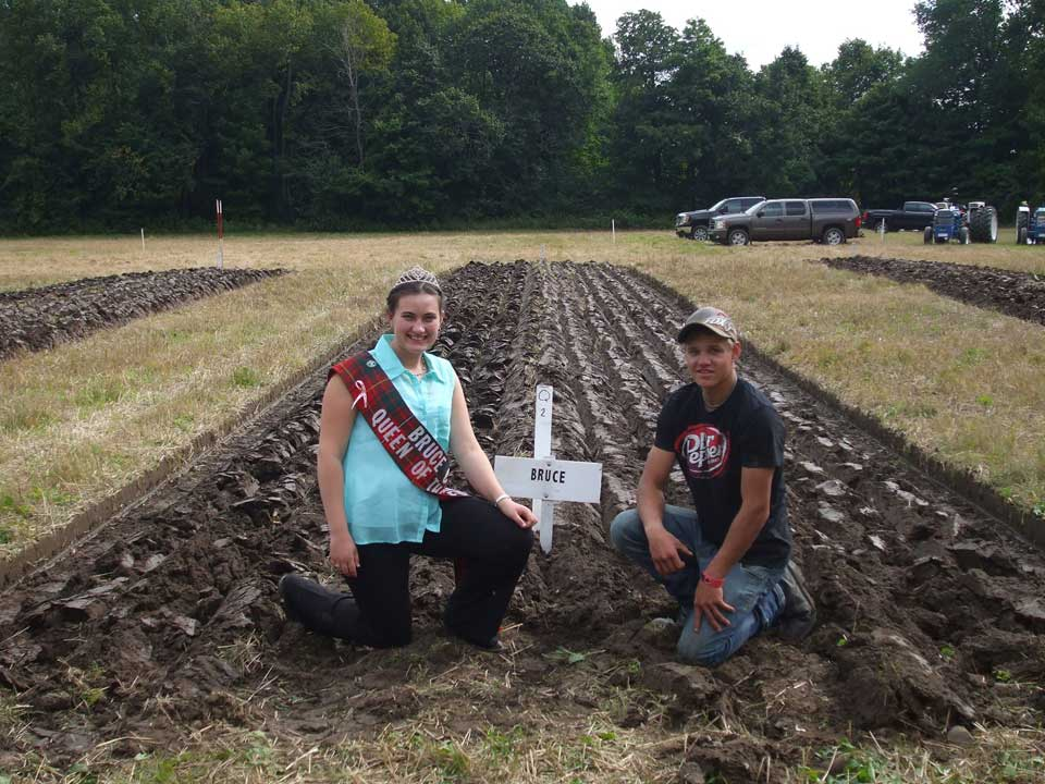2015 Bruce County Plowing Match